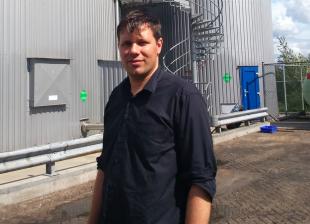 Ervaring EnergieRadar, Arie van de Groep, zeevisgroothandel