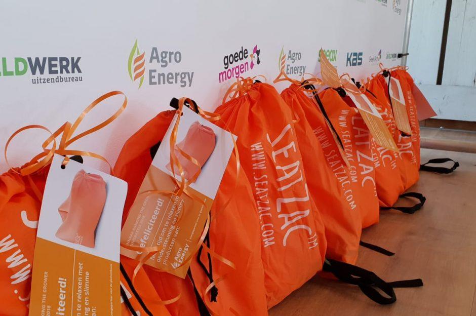 AgroEnergy-SeatZacs voor de winnaars