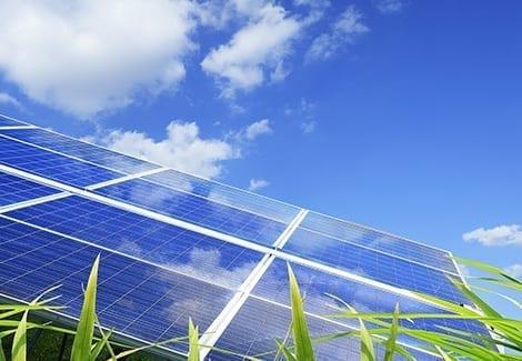 elektriciteit zon